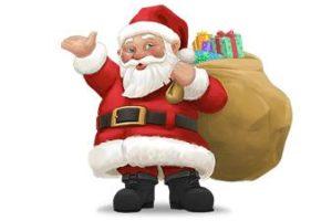 Mikołaj z Laponii czeka na dzieci na Kahlenbergu !