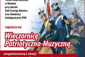 Wieczornica Muzyczno – Patriotyczna