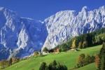 Hochkonig mountain and meadow, Salzburg state, Austria