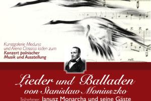 Lieder und Balladen von Stanislaw Moniuszko