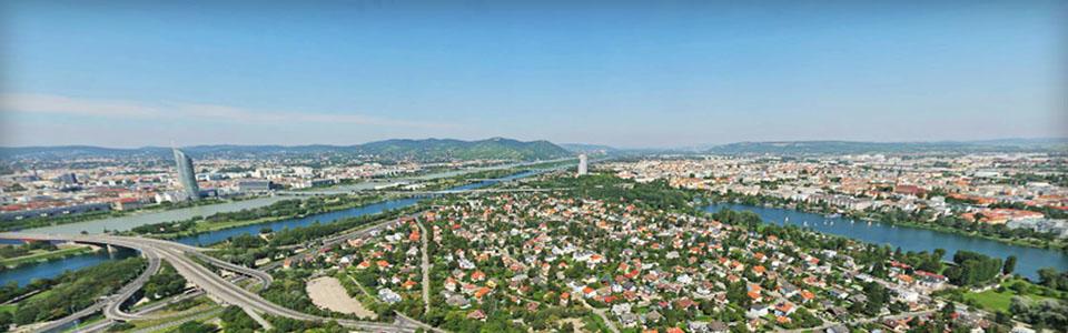 Zapraszamy do galerii fotografii, gdzie można zobaczyć panoramy sferyczne Wiednia, a szczególnie imponującą gigapanoramę Wiednia.