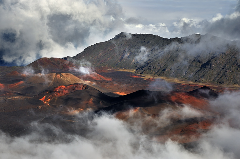 Haleakala Crater, Maui, Hawaii / foto:Marek Kosiba