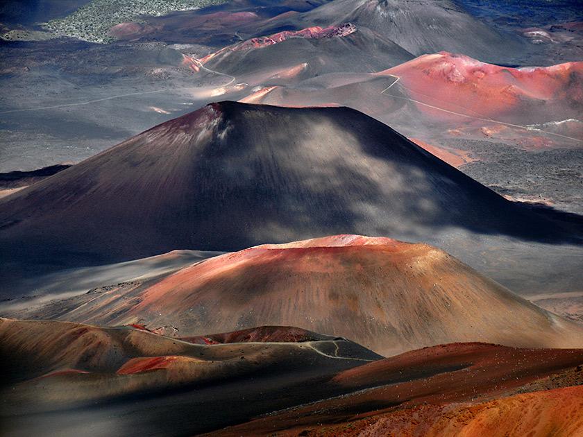 Haleakala Crater, Maui, Hawaii / foto: Marek Kosiba