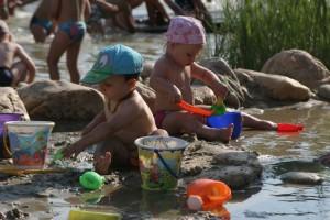 Największy zbiór placów zabaw dla dzieci w całej Austrii.