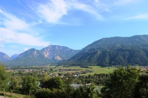 Z plecakiem przez Austrię – Karyntia