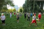 Break Dance mit Flow Pizana                      Fotos © Christian Jobst
