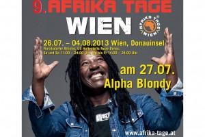 Dni Afryki w Wiedniu 2013