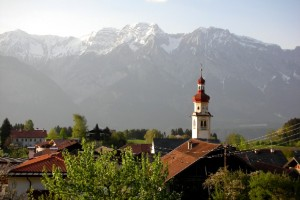 Innsbruck – stolica Tyrolu.