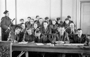 1949 – słynny stalinowski proces tzw. grupy Witolda Pileckiego, żołnierza Armii Krajowej