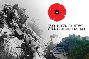 Uroczyste obchody 70. rocznicy bitwy o Monte Cassino.