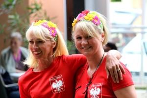 Z letnimi pozdrowieniami od seniorów z Seniorenzentrum w Schwechat.