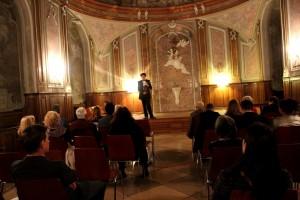 Koncert z okazji 25-lecia Okrągłego Stołu i pierwszych wolnych wyborów parlamentarnych w Polsce.