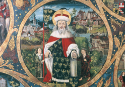 Patron i twórca Austrii – Leopold III