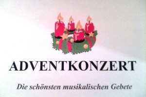 Adventkonzert – Die schönsten musikalischen Gebete.