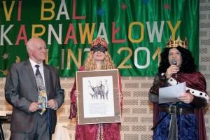 Zaproszenie na VII Bal Karnawałowy Polonii w Górnej Austrii