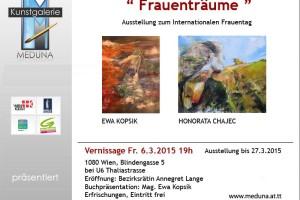 Kunstgalerie MEDUNA präsentiert