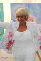Krystyna Meduna, właścicielka Galerii MEDUNA w Wiedniu.