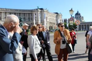 Zwiedzamy Wiedeń.