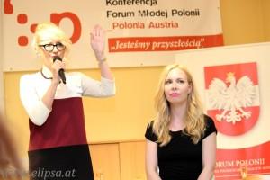 """""""W jedności siła !"""" – Konferencja Forum Młodej Polonii – Polonia Austria."""
