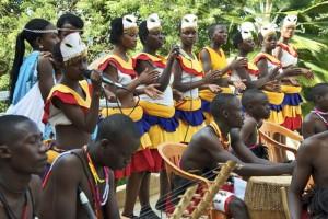 """Uroczystości """"30 Years of 10 – Point – Programme"""" Uganda-Austria."""