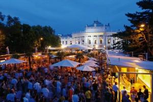 Musikfilm-Festival am Rathausplatz
