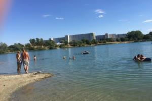 Lato w Wiedniu.