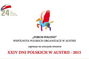 XXIV Dni Polskie w Austrii 2015