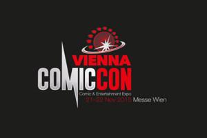 Geballte Comic-Power auf der Vienna Comic Con