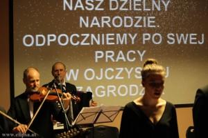 Wieczornica patriotyczno – muzyczna z okazji Święta  Niepodległości, przy Polskiej Misji Katolickiej w Wiedniu.
