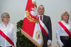 Uroczyste obchody Jubileuszu 70-lecia działalności Związku Polaków w Górnej Austrii.