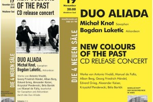 Musikverein zaprasza na koncert NEW COLOURS of The PAST