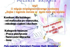 """""""Polskie bajanie"""", czyli II edycja"""