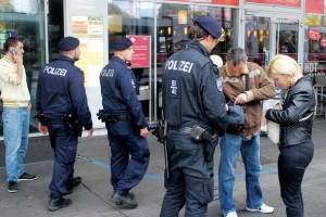 Ostrzeżenie przed atakami terrorystycznymi w Austrii.