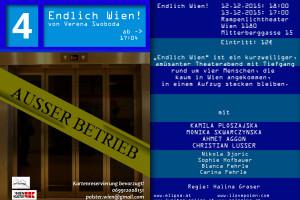 """Spektakl """"Endlich Wien!"""""""