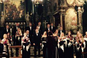 Koncert w katedrze.
