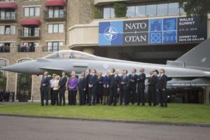 Fot. Szczyt w Walii, wrzesień 2014 r./NATO