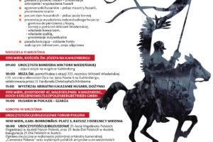 Husarskie upamiętnienie 333-lecia Wiktorii Wiedeńskiej