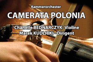 Koncert orkiestry Camerata Polonia.