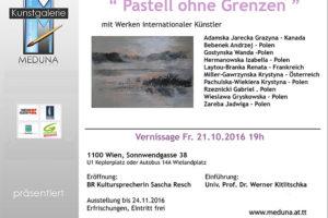 """Międzynarodowa wystawa """"Pastel ohne Grenzen"""""""