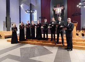 Uroczystość Święta Narodowego 11 Listopada w Linzu.