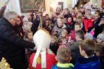 Mikołaj w Sanktuarium Narodowym na Kahlenbergu