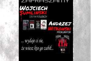 Spotkanie z Wojciechem Sumlińskim i Andrzejem Witkowskim