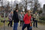 Fotorelacja z oprowadzania po wiedeńskim cmentarzu centralnym.