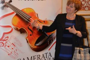 "Koncert ""Camerata Polonia"" w Wiedniu."