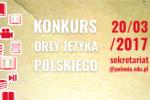 """Konkurs recytatorski dla dzieci – """"Orły języka polskiego""""!"""