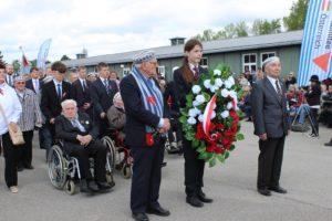 Uroczystości rocznicowe w Mauthausen