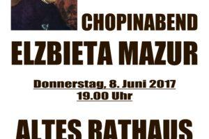 Polonijna pianistka Elżbieta Mazur zaprasza