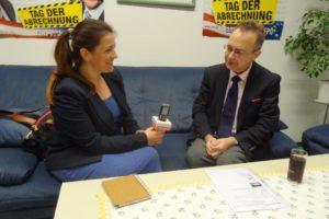 Wywiad z konsulem generalnym RP w Austrii.