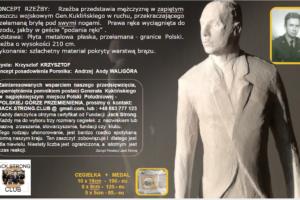 Pomnik ku czci Generała Ryszarda Kuklińskiego
