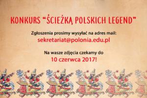 Zostań bohaterem polskiej legendy! – Konkurs